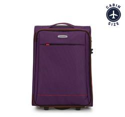 KABINENKOFFER, violett - orange, 56-3S-461-44, Bild 1