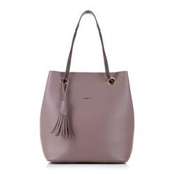 Shopper-Tasche, violett, 88-4Y-506-V, Bild 1