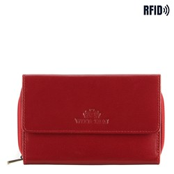 Бумажник, вишневый, 14-1-049-L91, Фотография 1
