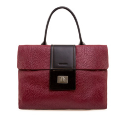 Damentasche, weinrot, 85-4E-003-2, Bild 1