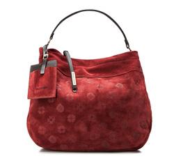Damentasche, weinrot, 85-4E-009-2, Bild 1