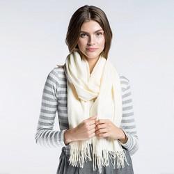 Damen Schal, weiß, 87-7D-X01-0, Bild 1