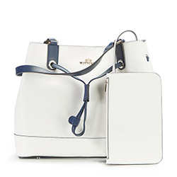 Damentasche, weiß, 86-4E-418-0, Bild 1