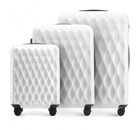 Kofferset 3-teilig, weiß, 56-3H-55S-90, Bild 1