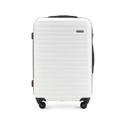 Mittlerer Koffer, weiß, 56-3A-312-88, Bild 1