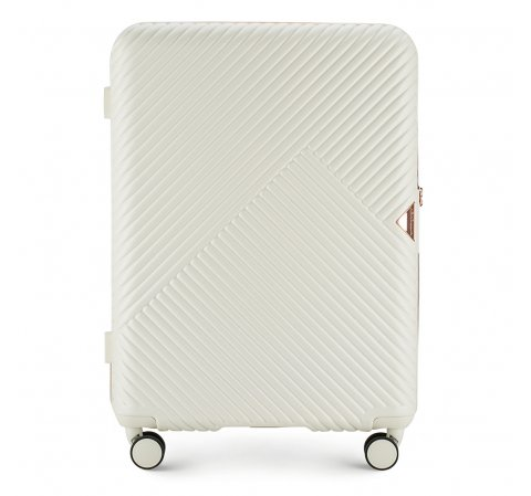 weißer Koffer aus der GL Style-Kollektion