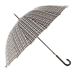 Regenschirm, weiß-schwarz, PA-7-151-X1, Bild 1