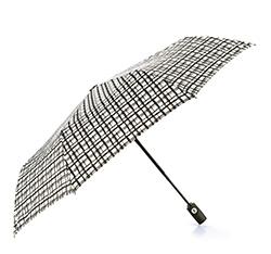 Regenschirm, weiß-schwarz, PA-7-154-X4, Bild 1