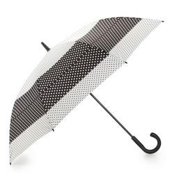 Regenschirm, weiß-schwarz, PA-7-160-X5, Bild 1