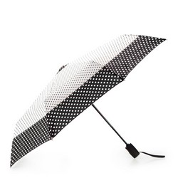 Regenschirm, weiß-schwarz, PA-7-164-X8, Bild 1