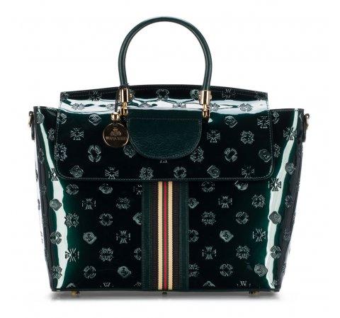 Dámská kabelka, zelená, 34-4-094-ZL, Obrázek 1