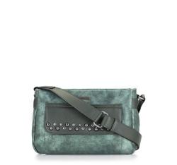 Dámská kabelka, zelená, 87-4Y-707-Z, Obrázek 1