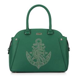 Dámská kabelka, zelená, 87-4Y-766-Z, Obrázek 1