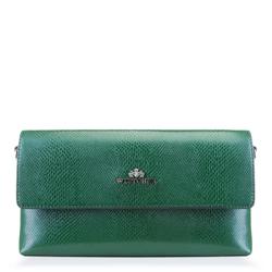 Dámská kabelka, zelená, 88-4E-428-Z, Obrázek 1