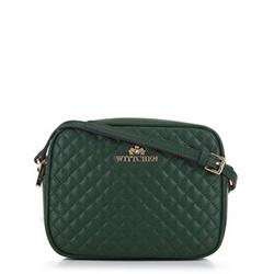 Dámská kabelka, zelená, 89-4-250-Z, Obrázek 1