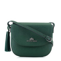 Dámská kabelka, zelená, 89-4-426-Z, Obrázek 1