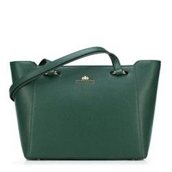 Dámská kabelka, zelená, 89-4-507-Z, Obrázek 1