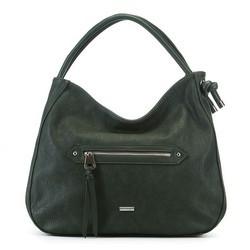 Dámská kabelka, zelená, 90-4Y-351-Z, Obrázek 1