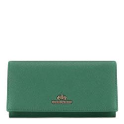 Dámská peněženka, zelená, 13-1-075-0G, Obrázek 1