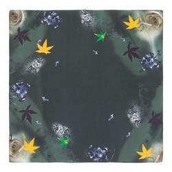 Dámský šátek, zelená, 87-7D-S14-X4, Obrázek 1