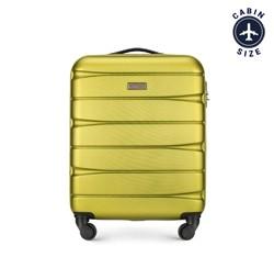 Kabinové zavazadlo, zelená, 56-3A-361-81, Obrázek 1