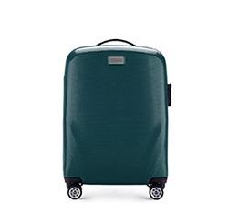 Kabinový cestovní kufr, zelená, 56-3P-571-85, Obrázek 1