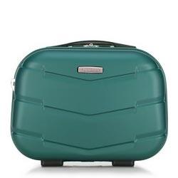 Kosmetická taška, zelená, 56-3A-404-81, Obrázek 1