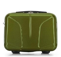 Kosmetická taška, zelená, 56-3P-814-80, Obrázek 1