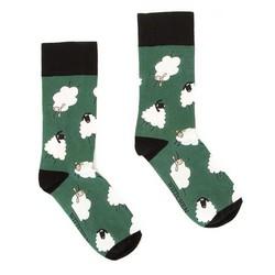 Panské ponožky, zelená, 92-SK-001-X1-40/42, Obrázek 1