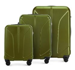Sada zavazadel, zelená, 56-3P-81S-80, Obrázek 1