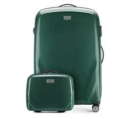 Sada zavazadel, zelená, 56-3P-573_4-85, Obrázek 1