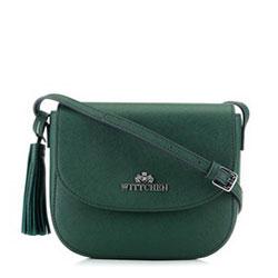 Sling bag, zelená, 89-4-426-Z, Obrázek 1