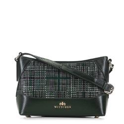 Dámská kabelka, zelená, 89-4E-359-Z, Obrázek 1