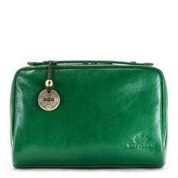 Toaletní taška, zelená, 21-3-382-0, Obrázek 1