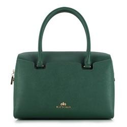 Dámská kabelka, zelená, 89-4-411-Z, Obrázek 1