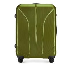 Velký kufr, zelená, 56-3P-813-80, Obrázek 1
