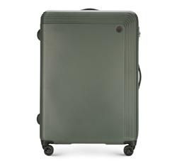 Большой чемодан, зеленый, 56-3A-623-40, Фотография 1