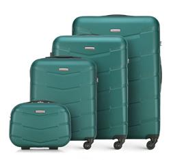 Комплект чемоданов, зеленый, 56-3A-40K-81, Фотография 1