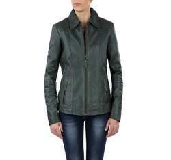 Куртка женская, зеленый, 79-09-509-Z-S, Фотография 1