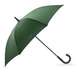 Полуавтоматический зонт с логотипом, зеленый, PA-7-152-Z, Фотография 1