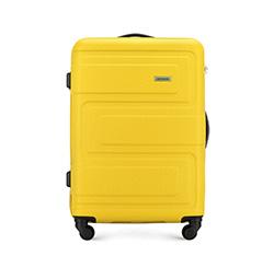 Средний чемодан, желтый, 56-3A-632-50, Фотография 1