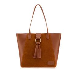 Damentasche, ziegelrot, 85-4E-200-5, Bild 1
