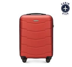 Kleiner Koffer, ziegelrot, 56-3A-401-65, Bild 1