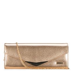 Dámská kabelka, zlatá, 89-4Y-304-G, Obrázek 1