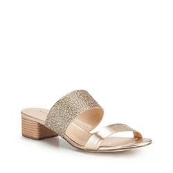 Dámská obuv, zlatá, 86-D-755-G-37, Obrázek 1