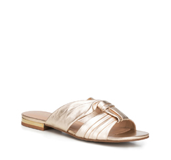 Dámské boty, zlatá, 88-D-257-G-40, Obrázek 1
