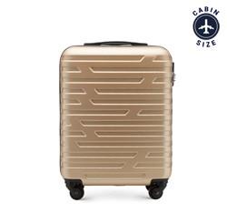 Kabinové zavazadlo, zlatá, 56-3A-391-80, Obrázek 1