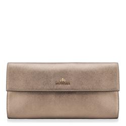 Dámská kabelka, zlatá, 88-4E-427-G, Obrázek 1