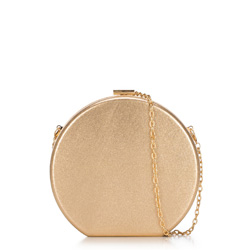 Dámská kabelka, zlatá, 89-4Y-306-G, Obrázek 1