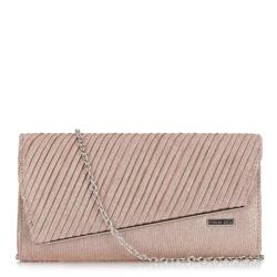 Dámská kabelka, zlato-růžová, 89-4Y-305-P, Obrázek 1